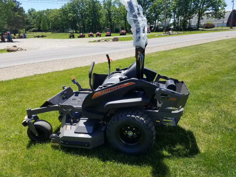 2018 Spartan RT PRO 54 Zero Turn Mower Lawn