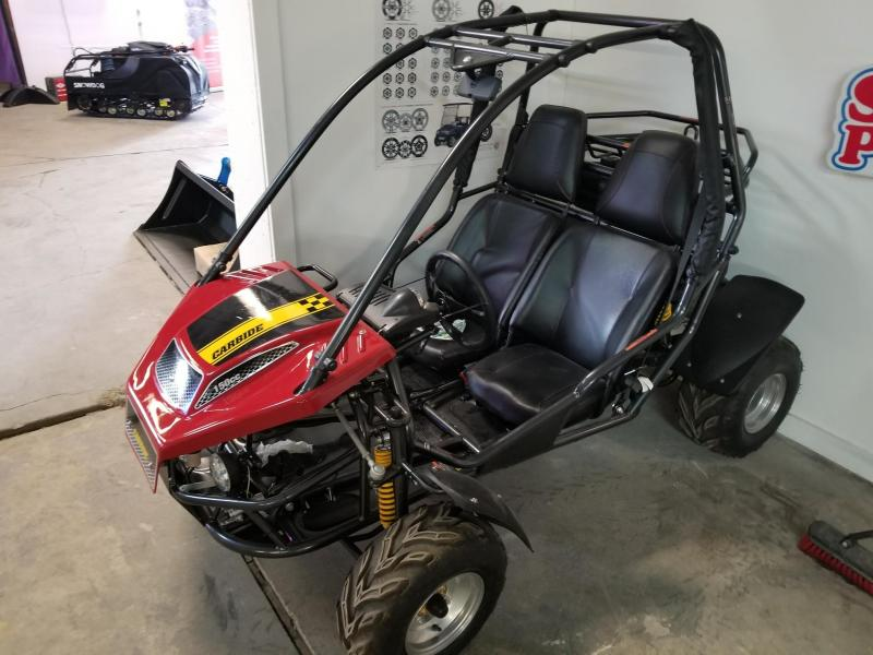 2017 American Land Master Carbide Go Cart
