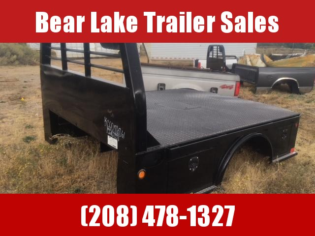 2017 CM SK LB Ford Truck Bed