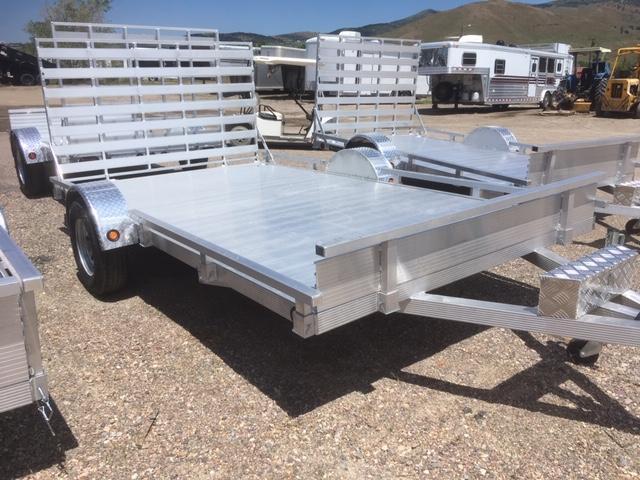 2020 Silverwing SW12w Utility Trailer