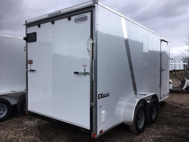 2019 Cargo Express EX716 Enclosed Cargo Trailer