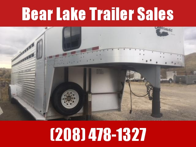 2005 Charmac 28' stock combo Trailer