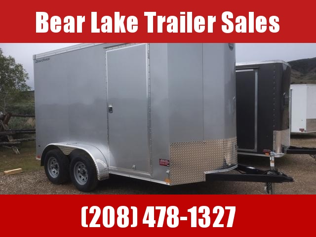 2019 Wells Cargo RF7x12 Enclosed Cargo Trailer