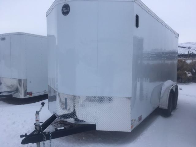 2019 Road Force 7x16 Enclosed Cargo Trailer