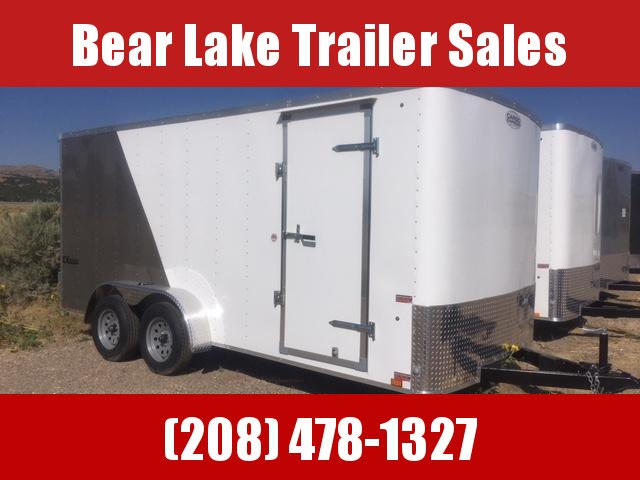 2019 Cargo Express Enclosed Trailer