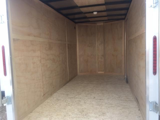 2019 Wells Cargo FT612 Cargo Trailer