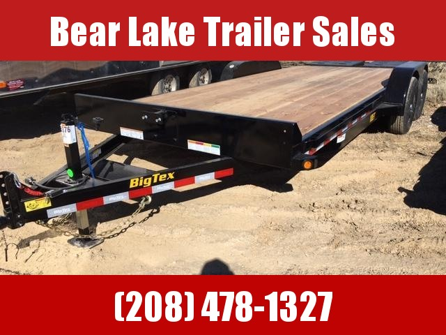 2020 Big Tex Trailers 10ET-20 Utility Trailer