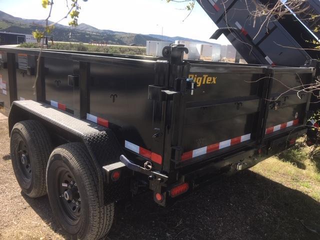 2019 Big Tex Trailers 14LX-12 Dump Trailer