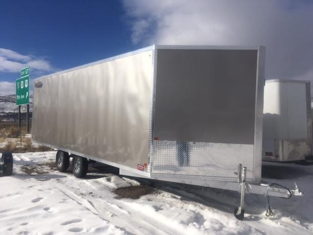2019 High Country Snowmobile Trailer