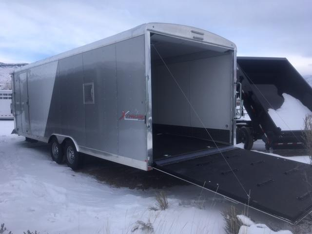 2019 TNT All Sport Snowmobile Trailer