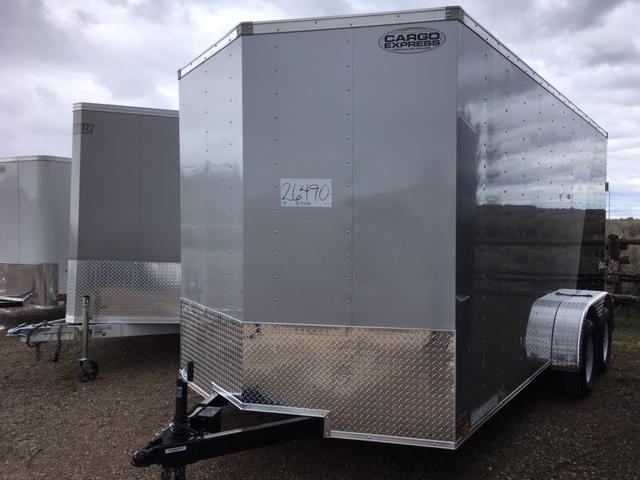 2019 Cargo Express EX 716 Enclosed Cargo Trailer