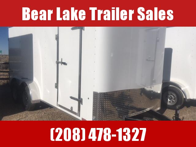 2019 Cargo Express 7x16 Enclosed Trailer