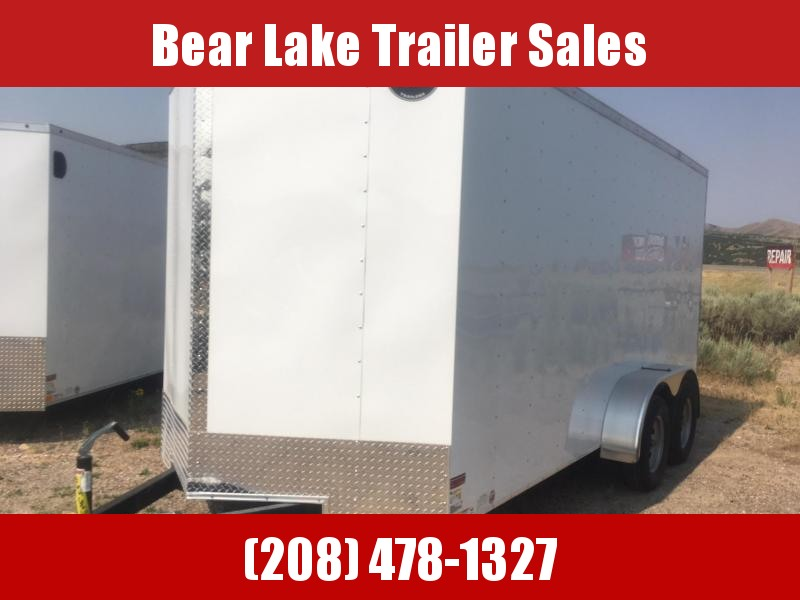 2019 Wells Cargo Enclosed Trailer