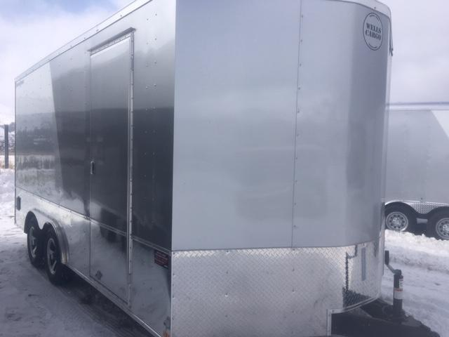 2019 Wells Cargo Fast Track Enclosed Trailer