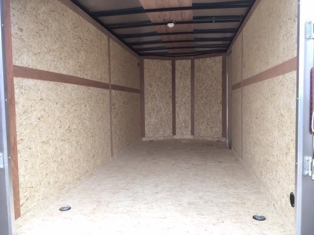 2019 Wells Cargo FT7x16 Enclosed Cargo Trailer