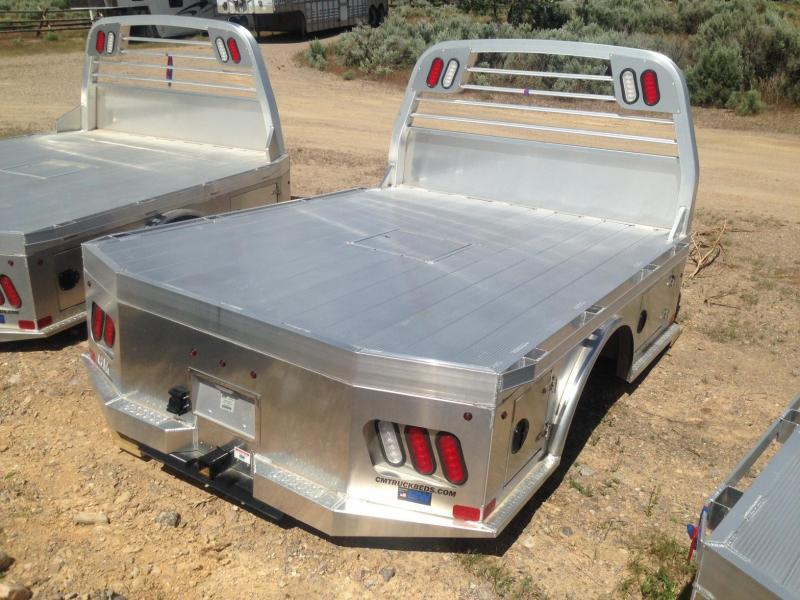 2017 CM Aluminum Skirted Truck Bed