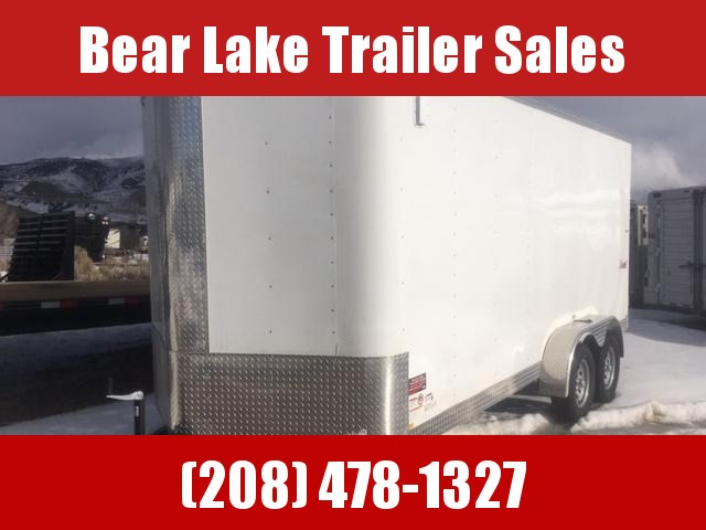 2019 TNT XPS 7x16 Enclosed Trailer