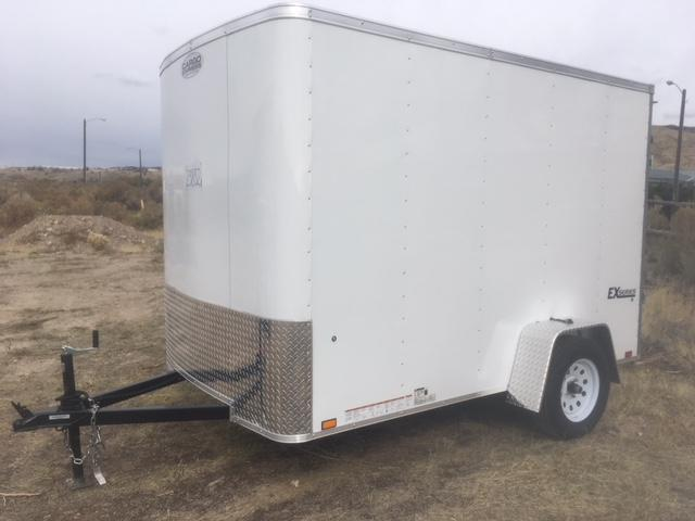 2019 Cargo Express 6x10 Enclosed Trailer