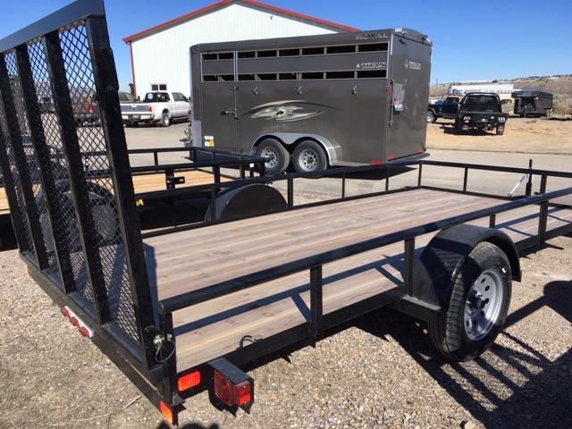 2019 Big Tex 35ES-14 Utility Trailer