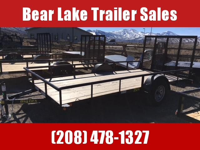 2019 Big Tex 35ES-14 Utility Trailer