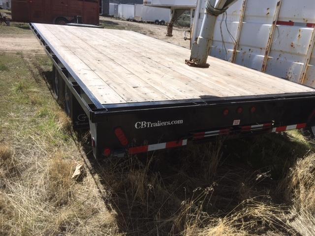 2018 Other CB Deck Over Utility Trailer