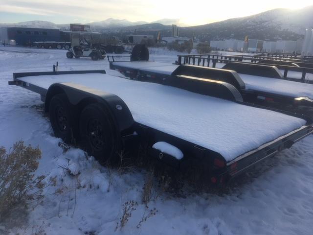 2019 Big Tex 70CH-16 Car Hauler Trailer