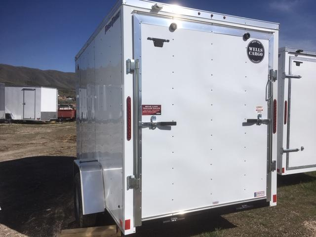 2019 Wells Cargo Fast Trac FT6101 Enclosed Cargo Trailer