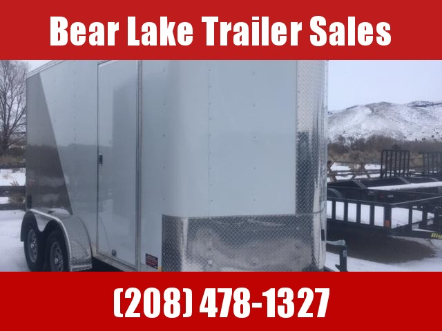 2019 TNT XPS 7x12 Enclosed Cargo Trailer