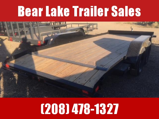 2019 Big Tex Car Hauler Trailer
