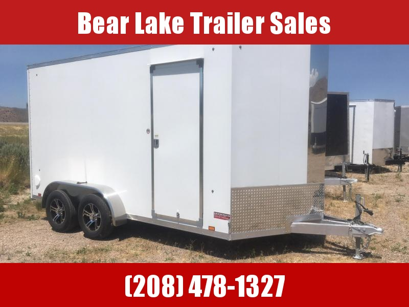 2019 EverLite Inc. AEWL7x14 Enclosed Cargo Trailer