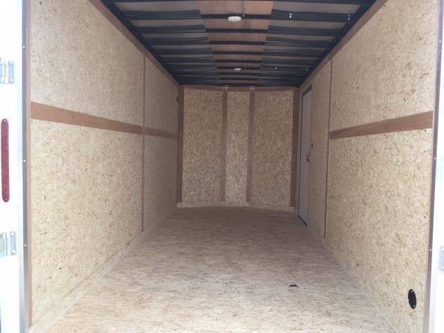 2019 Wells Cargo RF716 Enclosed Cargo Trailer