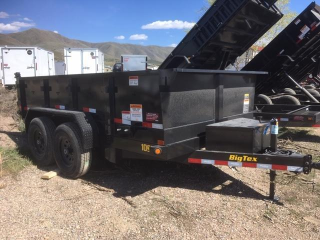 2019 Big Tex Trailers 10SR-12 Dump Trailer