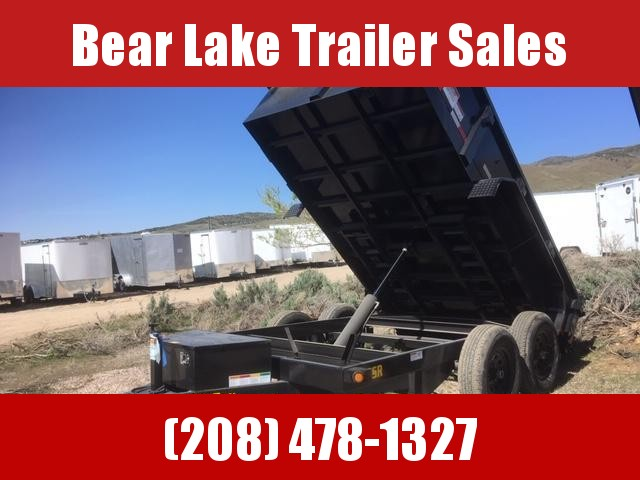 2019 Big Tex Trailers 10SR-12 Dump Trailer
