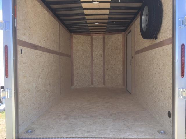 2019 Wells Cargo Road Force 7x14 Enclosed Cargo Trailer