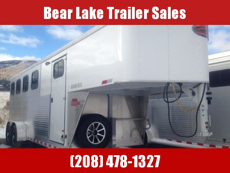 2018 Sundowner Rancher Express Horse Trailer New And