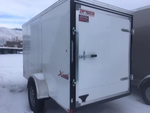 2019 TNT 5x10 Enclosed Cargo Trailer