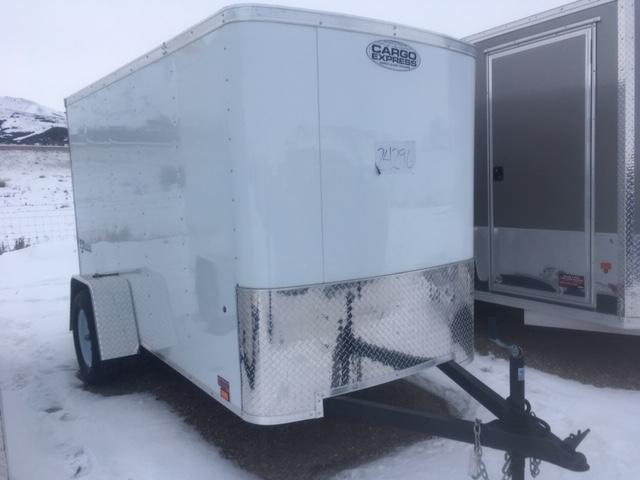 2019 Cargo Express 5x10 Enclosed Trailer