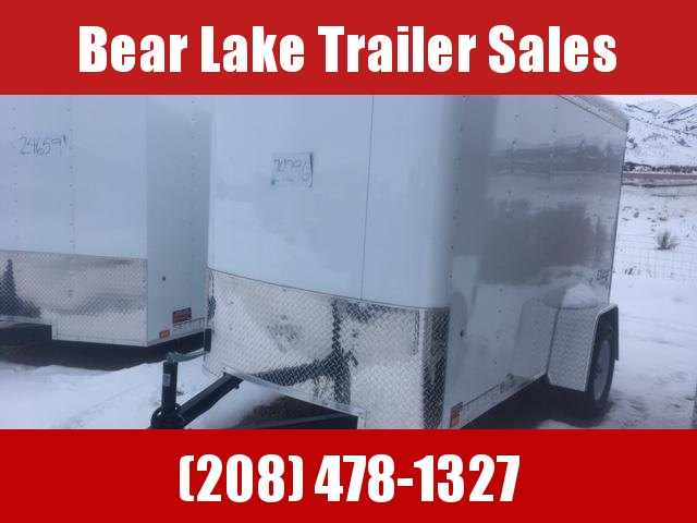2019 Cargo Express 5x10 Enclosed Trailer