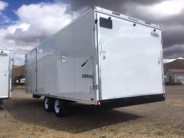 2019 Cargo Express Snowmobile Trailer