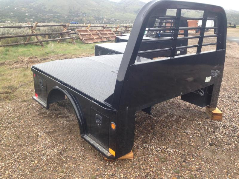 CM Skirted Short Bed Truck Bed
