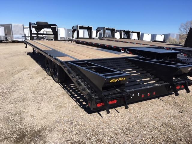 2020 Big Tex Trailers 14k GN Flatbed Trailer | New and used