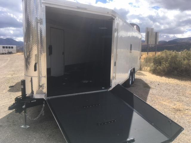 2019 Cargo Express 4 place all sport Trailer
