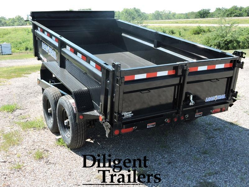 "2018 Load Trail DT12 72"" x12' Dump Trailer"
