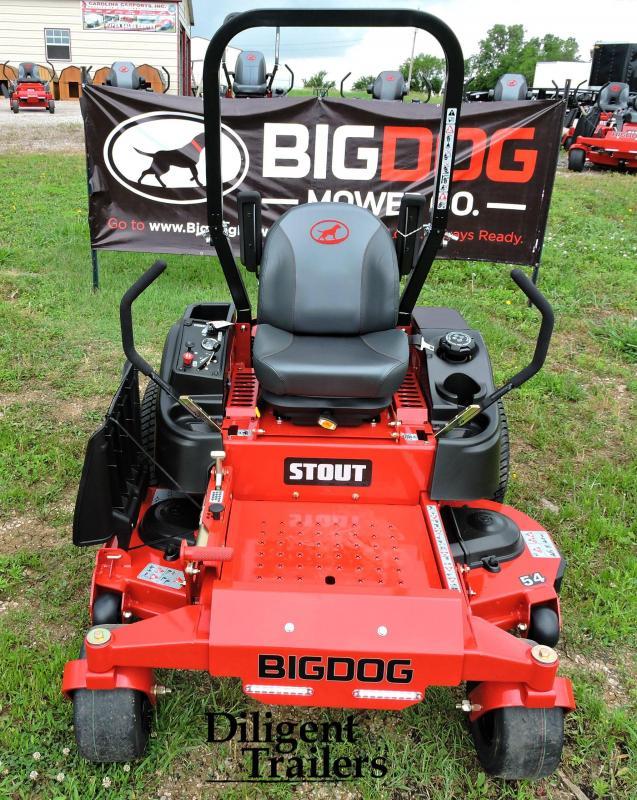 2020 Big Dog Mower Co Stout 54
