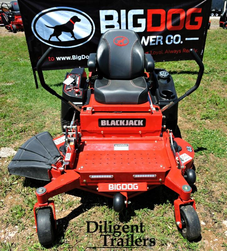 2016 Big Dog Mower Co Blackjack 48