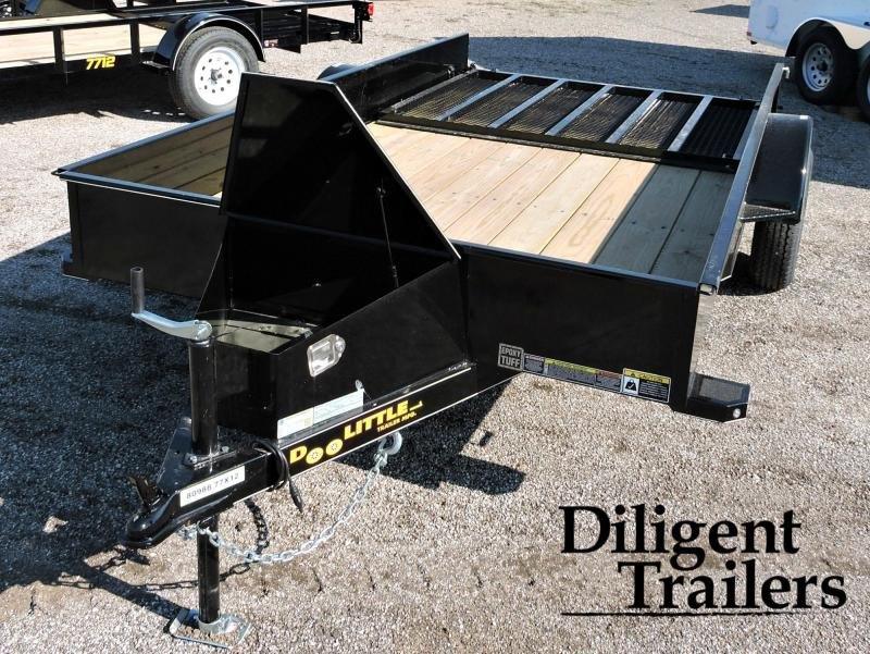 2019 Doolittle Trailer Mfg SS Series Utility Trailer