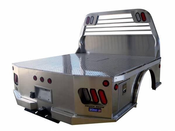 CM SK Aluminum Truck Bed