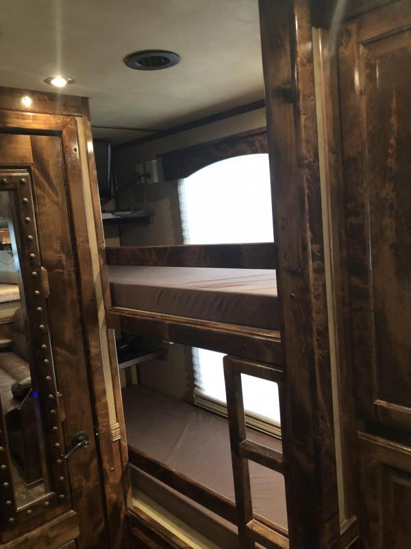 2014 Bloomer Trailer Manufacturing 4H LQ Horse Trailer