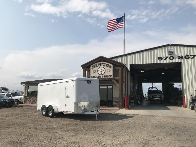 2019 CM 16 CARGO MATE Enclosed Cargo Trailer in Ashburn, VA