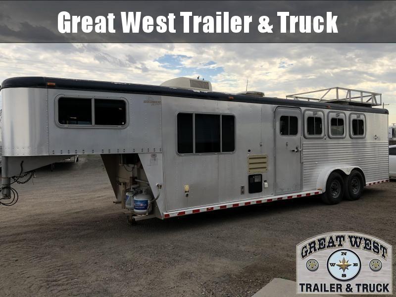 1999 Sooner Horse Trailer